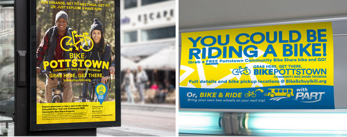 Advertising, Chester County, Pennsylvania