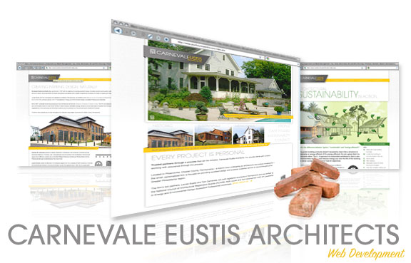 Carnevale Eustis Architects Website