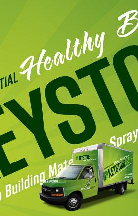 Keystone Green Vehicle Graphics