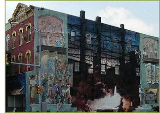 Phoenixville Mural