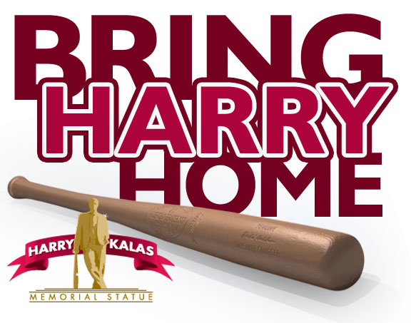Harry Kalas Party