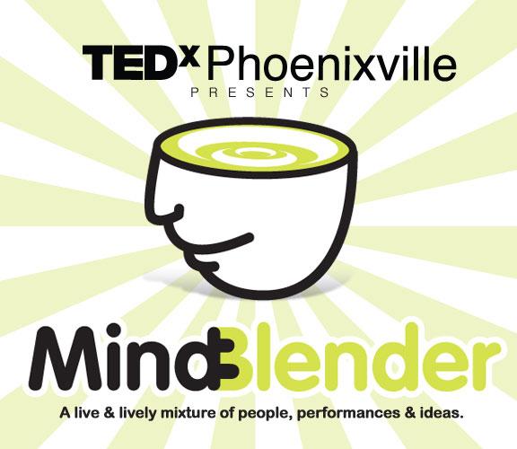 Tedx Phoenixville Mindblender