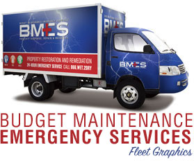 BMES Truck Graphics