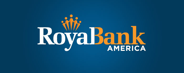 Royal Bank America Corporate Identity and Branding