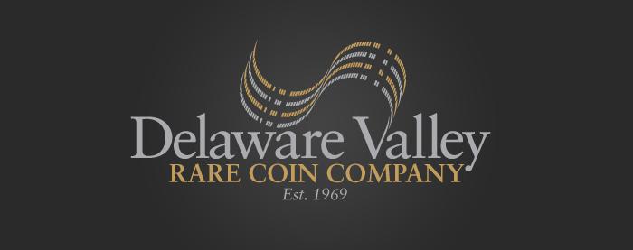 Delaware Valley Rare Coin Company Logo