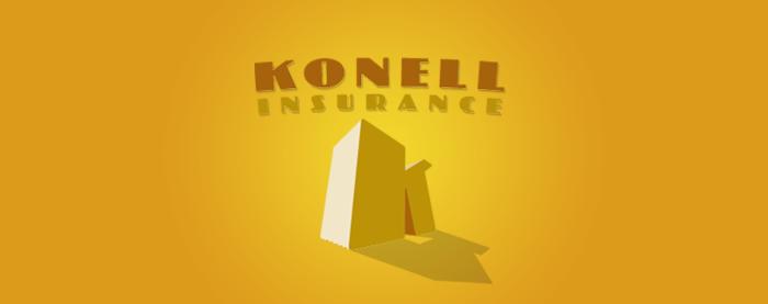 Konell Insurance Logo