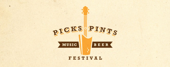 Picks & Pints Festival Beer Festival Logo