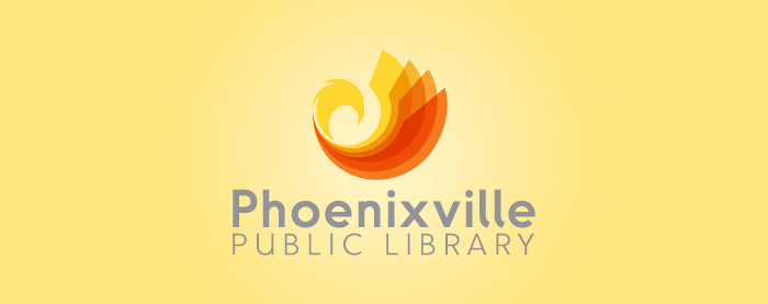Phoenixville Public Library Logo
