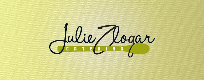 Julie Zlogar Catering Logo