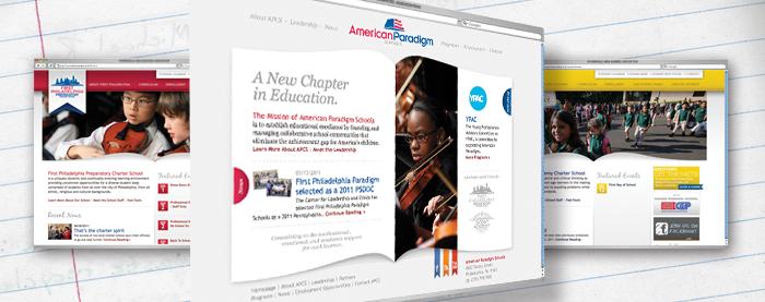American Paradigm Schools Websites