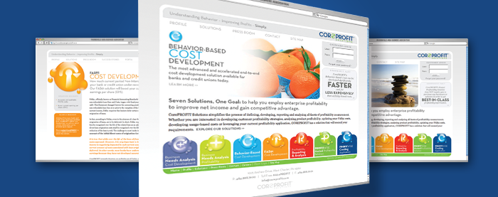 CoreProfit Website