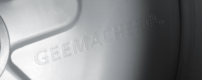Geemacher Branding