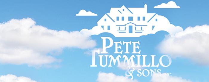 Pete Tummillo & Sons Branding