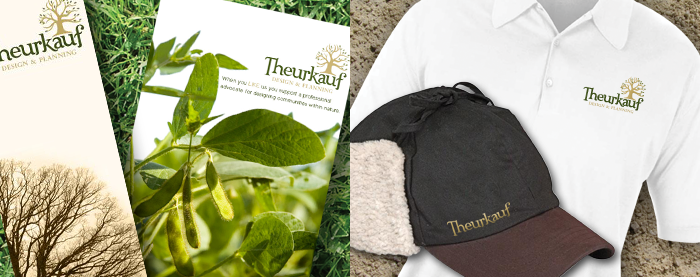 Theurkauf Design & Planning Collateral