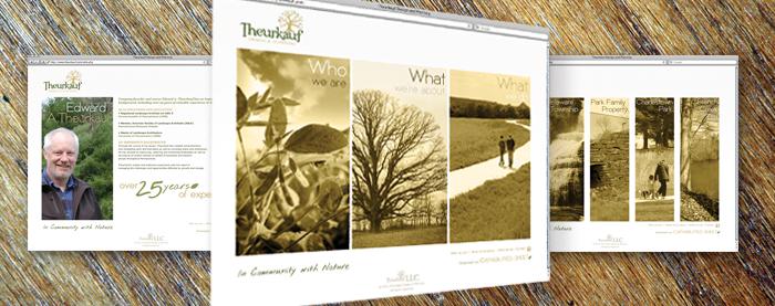 Theurkauf Design & Planning Website