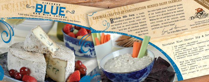 Recipe Cards and Marketing Collateral