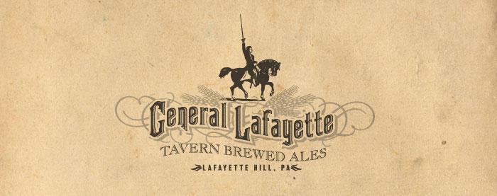 General Lafayette Beer Branding and Packaging Design