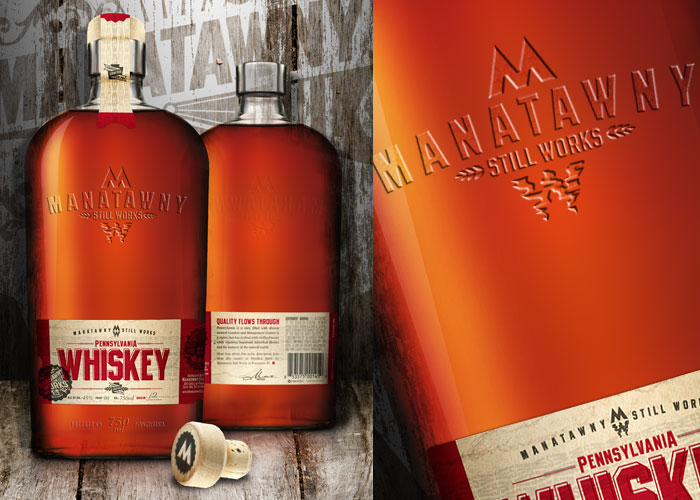Craft Spirits Retail Packaging Design