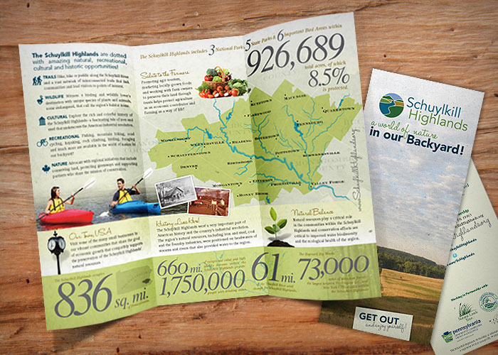Schuylkill Highlands Brochure