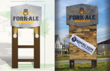 Fork and Ale Signage