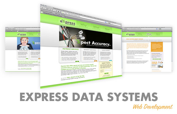 Express Data Systems Site Launch