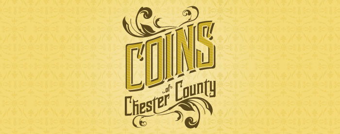 Coins of Chester County Logo
