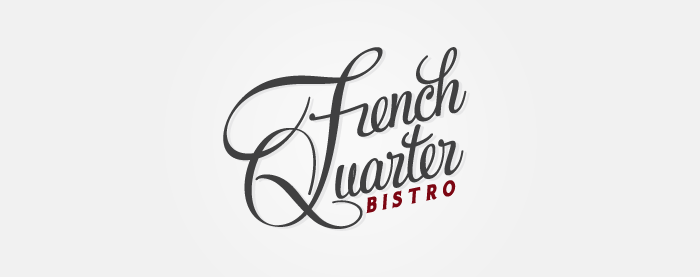 French Quarter Bistro Restaurant Logo