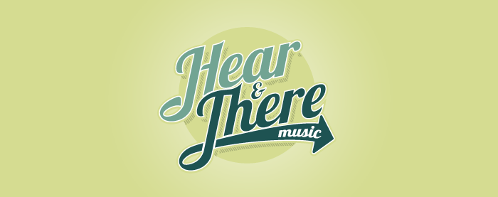 Hear & There Music Logo