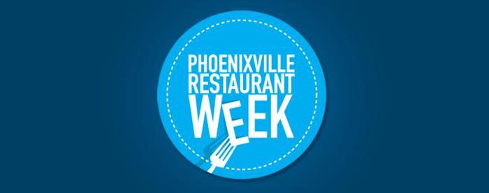 Phoenixville Restaurant Week Event Logo
