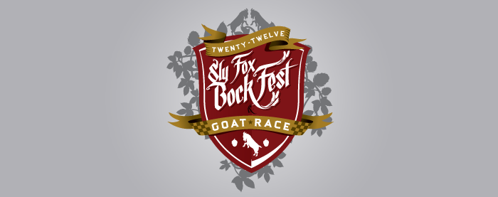 Sly Fox Bock Fest & Goat Races Event Identity