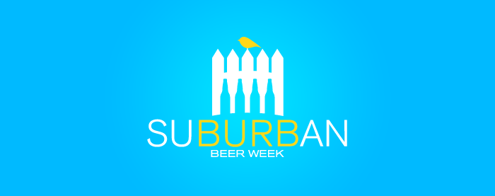 Suburban Beer Week Event Logo