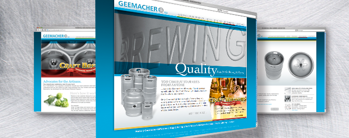 Geemacher Website