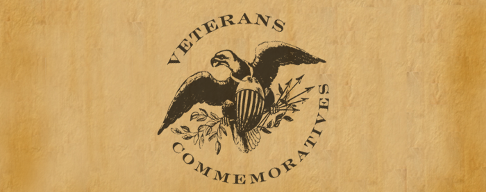 Veterans Commemoratives Branding