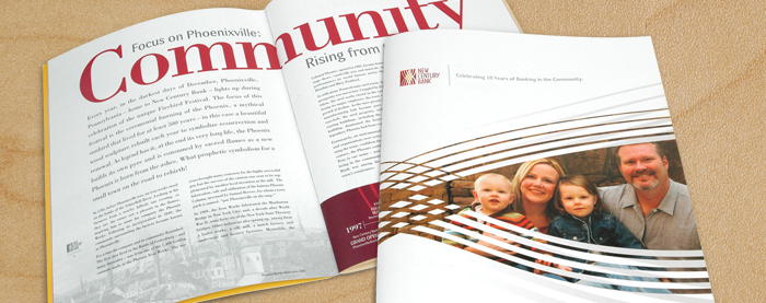 New Century Bank Annual Report