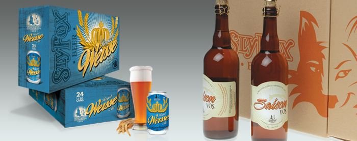 Beer Bottle and Can Packaging Design Beer & Beverage Industry Branding