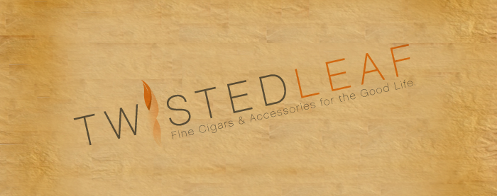 Twisted Leaf Cigars Branding