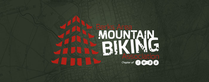 Berks Area Mountain Biking Association Branding